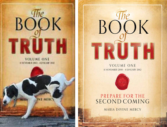 Mocking image of The Book of Truth